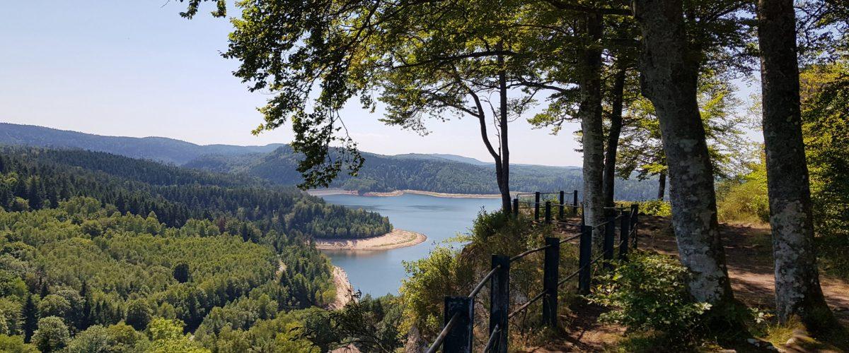 Lac de Pierre-Percée - ©Clémence Cuny